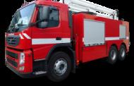 کامیونآتش نشانیVOLVO FM9