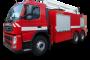 خودرو آتش نشانی ایسوزو ۶ تن