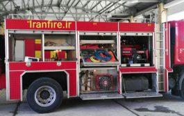 تجهیز کامیون امداد و نجات بر روی شاسی رنو میدلام