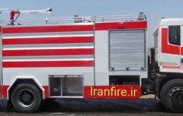 اجاره کامیون آتشنشانی کاویان
