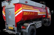 کامیونت آتشنشانی ایسوزو