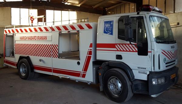 کامیون آتش نشانی اویکو