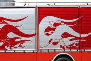 درب کرکره ماشینهای آتشنشانی