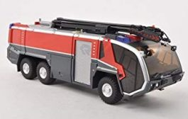 آشنایی با انواع خودروهای آتش نشانی