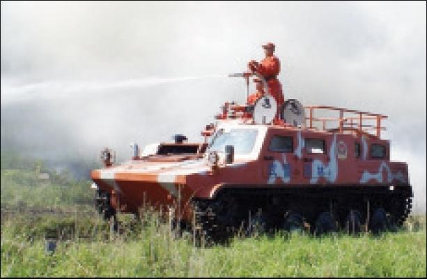 نکاتی درمورد ماشینهای آتشنشانی